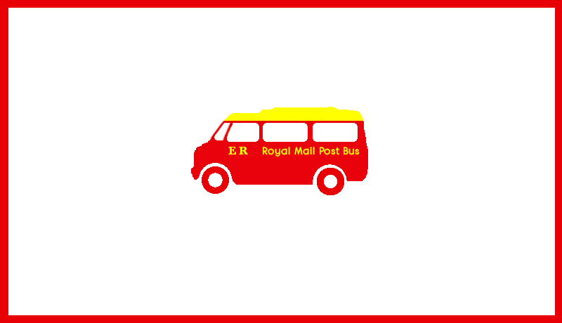 Royal Mail Post Bus United Kingdom