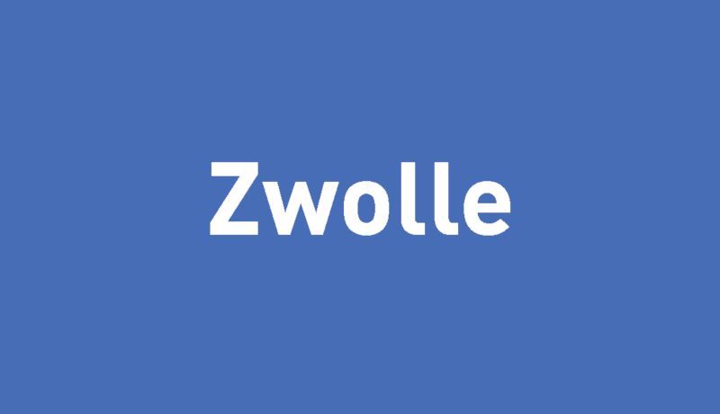 Zwolle Card The Netherlands